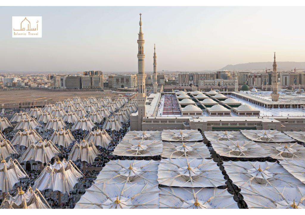 Al-Masjid an-Nabawi, Madinah, Saudi-Arabia