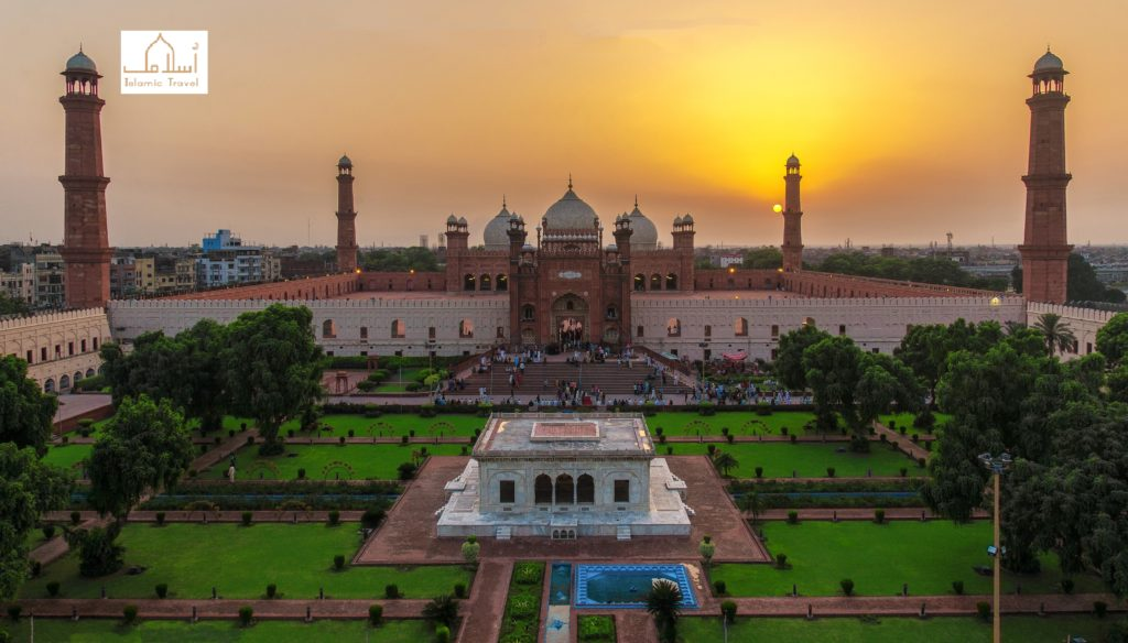 BADSHAHI-Mosque, Lahore, Pakistan
