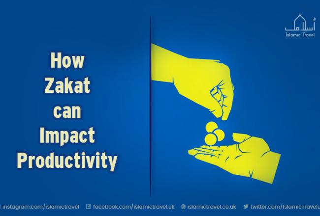 How Zakat can Impact Productivity