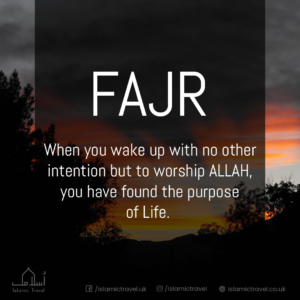 Fajr Prayer and its Importance for a Muslim
