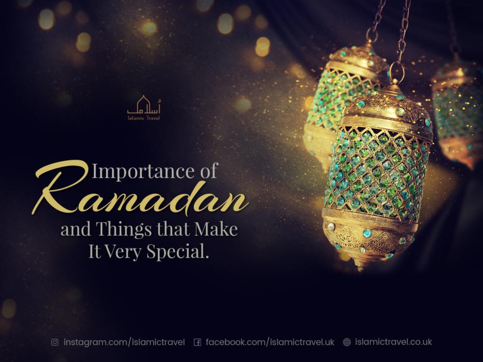 Importance of Ramadan