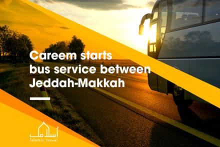 Careem offers shuttle service from Jeddah to Makkah for pilgrims
